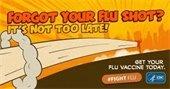 Flu shot image