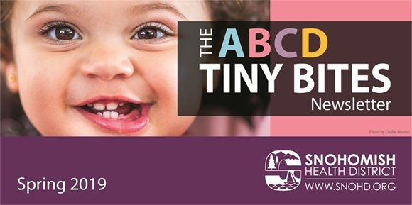The ABCD Tiny Bites Newsletter