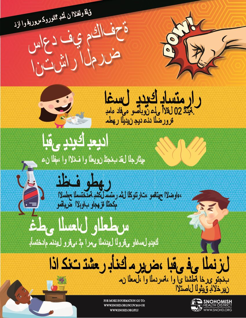 Stop_The_Spread_Of_Illness_Poster_School_Arabic